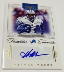 2012 National Treasures Football HOF Legends (11)