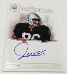 2012 National Treasures Football HOF Legends (2)