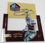 2012 National Treasures Football HOF Legends (20)