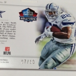2012 National Treasures Football HOF Legends (21)