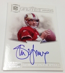 2012 National Treasures Football HOF Legends (3)