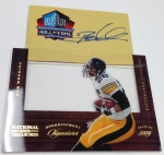 2012 National Treasures Football HOF Legends (30)