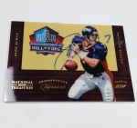 2012 National Treasures Football HOF Legends (35)