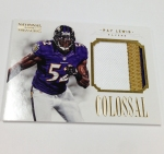 2012 National Treasures Football HOF Legends (46)