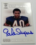 2012 National Treasures Football HOF Legends (49)