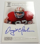 2012 National Treasures Football HOF Legends (55)