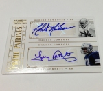 2012 National Treasures Football HOF Legends (6)