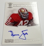 2012 National Treasures Football HOF Legends (60)
