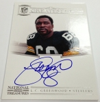2012 National Treasures Football HOF Legends (64)