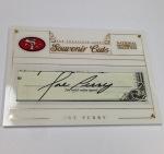 2012 National Treasures Football HOF Legends (75)