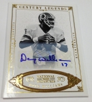 2012 National Treasures Football HOF Legends (9)