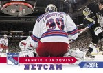 2013-14 Score Hockey Lundqvist