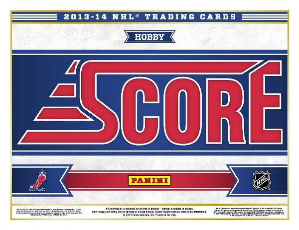 2013-14 Score Hockey Main