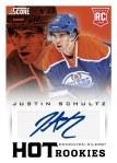 2013-14 Score Hockey Schultz
