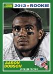 2013 Score Aaron Dobson