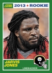 2013 Score Jarvis Jones