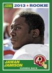 2013 Score Jawan Jamison