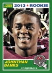 2013 Score Johnthan Banks