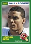 2013 Score Jordan Reed