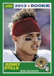 2013 Score Kenny Stills