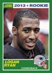 2013 Score Logan Ryan