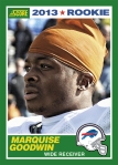 2013 Score Marquise Goodwin
