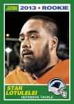 2013 Score Star Lotulelei