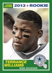 2013 Score Terrance Williams