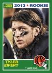 2013 Score Tyler Eifert