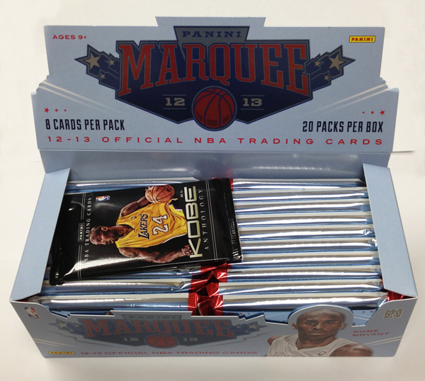 Panini America 2012-13 Marquee Basketball Teaser Gallery (2)