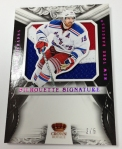 Panini America 2012-13 Rookie Anthology Hockey Silos Pre-Ink (11)