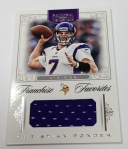 Panini America 2012 National Treasures Football QC Case (32)