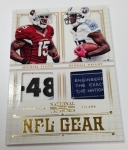Panini America 2012 National Treasures Football QC Case (34)