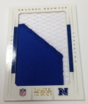 Panini America 2012 National Treasures Football QC Case (37)