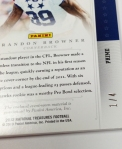 Panini America 2012 National Treasures Football QC Case (51)