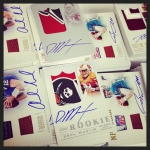 Panini America 2012 National Treasures Football Rookie Content (1)