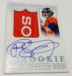 Panini America 2012 National Treasures Football Rookie Content (5)