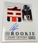 Panini America 2012 National Treasures Football Rookie Content (6)