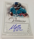 Panini America 2012 National Treasures Football Veteran Stars (1)