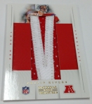 Panini America 2012 National Treasures Football Veteran Stars (21)
