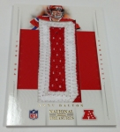 Panini America 2012 National Treasures Football Veteran Stars (29)