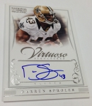 Panini America 2012 National Treasures Football Veteran Stars (6)