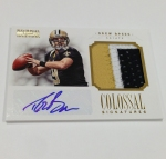 Panini America 2012 National Treasures Football Veteran Stars (9)