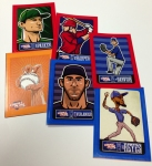 Panini America 2013 Triple Play Baseball (34)