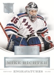 2012-13 Prime Hockey Engravatures Richter