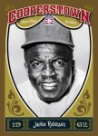 2013 Cooperstown Baseball Jackie Robinson