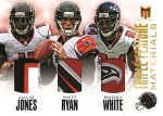 2013 Momentum Football Triple Feature Falcons