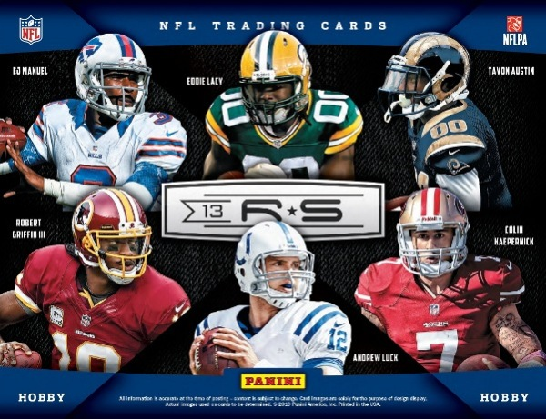 2013 Rookies & Stars Football Main