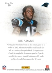 Gladiators Adams Back