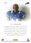 Gladiators Graham Back